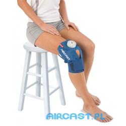 Mankiet kolanowy, niezależny Aircast